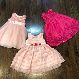 Bundle of dresses